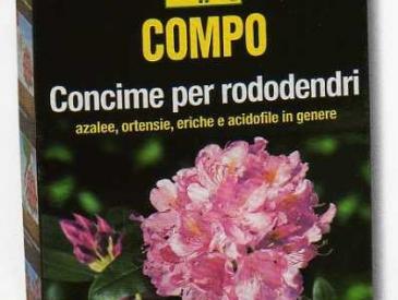 Concime per rododendri for Concime per ortensie